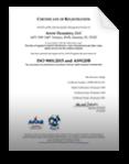 AS9120B & ISO 9001 : 2015