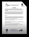 Arrow Dynamics LLC Terms of Sale
